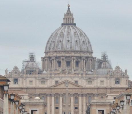 Petersdom in Rom (Rom 3 Tage)