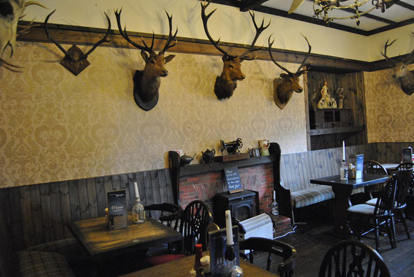 The Drovers Inn, Schottland (Discover Scotland Tours)