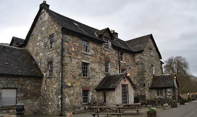 The Drovers Inn, Schottland (Discover Scotland Tours)