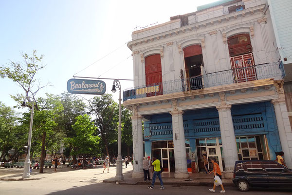 San Rafael Boulevard Havanna Kuba
