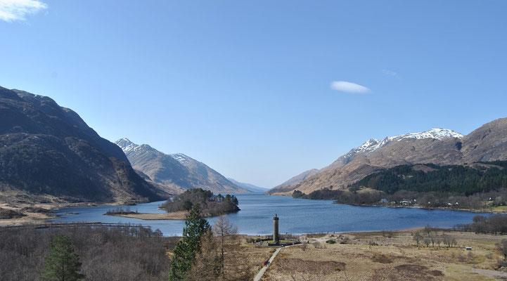 Glenfinnan, Schottland / Harry Potter Drehort (Discover Scotland Tours)