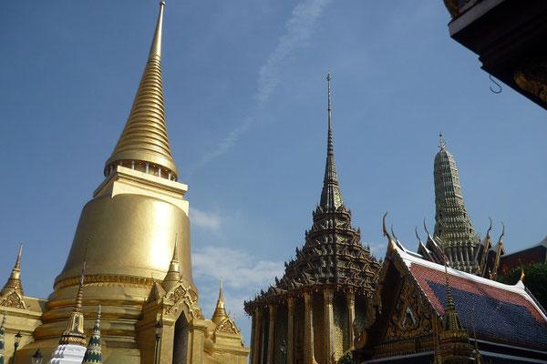 Reiseroute Thailand 2 Wochen - Grand Palace, Bangkok