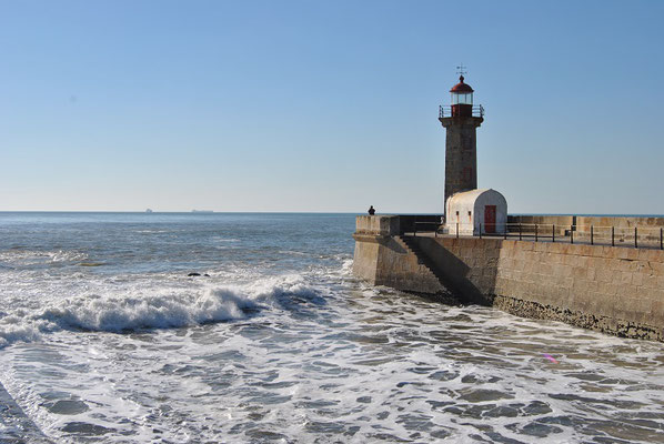 Porto Top 10 Sehenswürdigkeiten - Strand in Foz do Douro