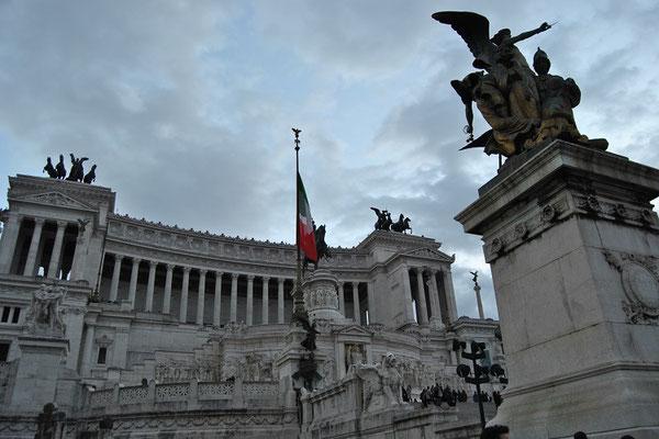 Altare della Patria / Monumento a Vittorio Emanuele II in Rom (Rom 3 Tage)