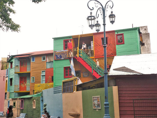 What to see and do in Buenos Aires - La Boca