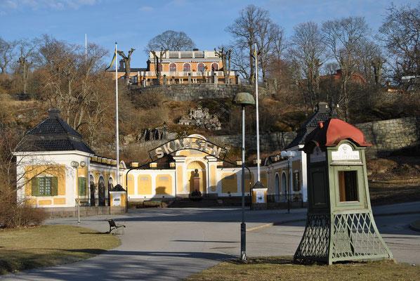 Skansen (Stockholm Wochenende Tipps)