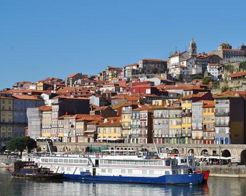 Porto Top 10 Sehenswürdigkeiten - historische Altstadt Ribeira