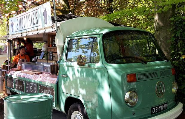 Keukenhof Holland 2018 - Food Truck