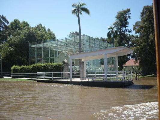 Tagestour Buenos Aires - Sommerresidenz von Argentiniens Ex-Präsident General Sarmiento in Tigre
