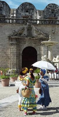Basilica Menor de San Francisco de Asis in der Altstadt von Havanna