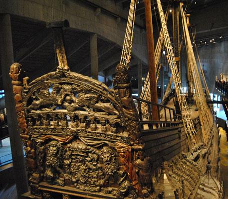 Vasa Museum (Stockholm Wochenende Tipps)