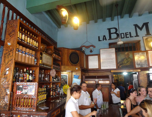 La Bodeguita Bar Havanna