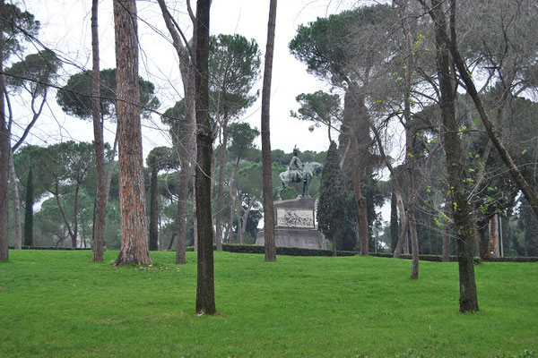 Villa Borghese in Rom (Rom 3 Tage)