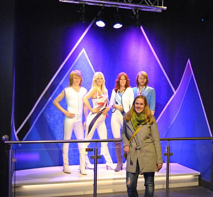 City trip Europe - Stockholm Abba Museum