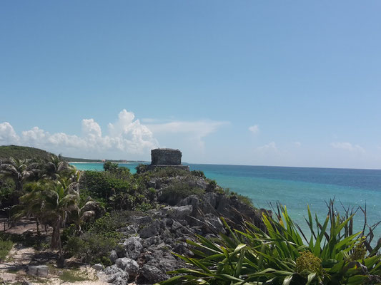 Entrance Fee Mayan Ruins Tulum