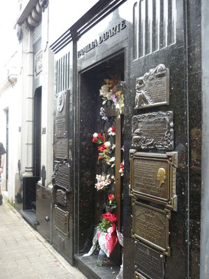 What to see and do in Buenos Aires - Cemetery Recoleta