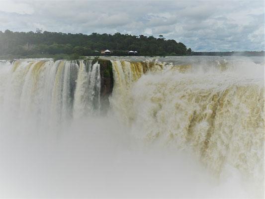 Iguazu Wasserfälle - Garganta del Diabolo (Teufelsschlucht)