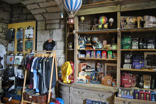 Harry Potter Shops in Edinburgh