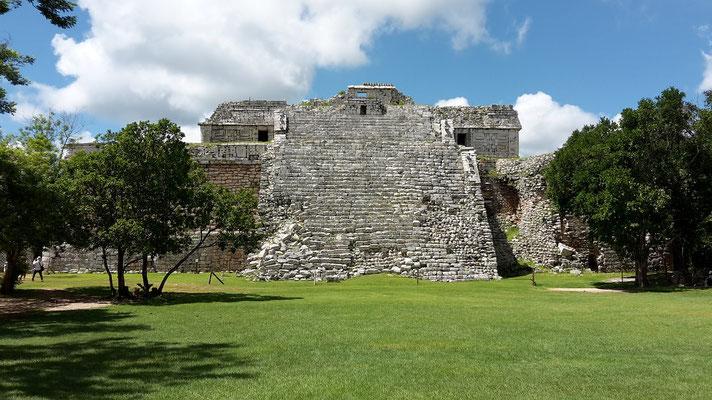 Maya Ruinen von Chichen Itza in Yucatan / Mexiko