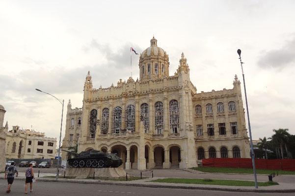 Revolutionsmuseum Havanna Kuba