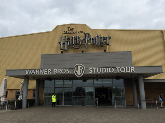 100 Dinge, die man in London machen kann - Harry Potter Studios