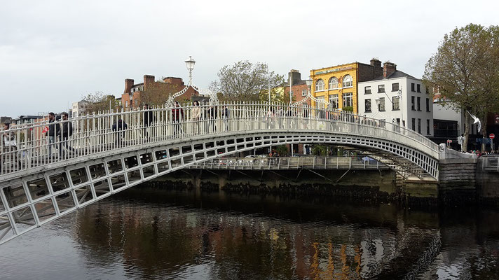 Ha´Penny Bridge, Dublin