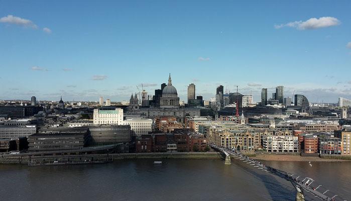 Kostenlose Aussichtspunkte London (London günstig Tipps)