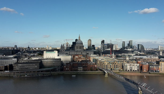Money saving tips London - free viewpoints