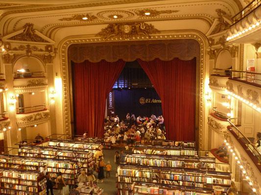 Top 10 Sehenswürdigkeiten Buenos Aires - Bücherei El Ateno