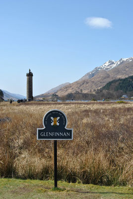 Glenfinnan, Schottland / Harry Potter Drehort (Discover Scotland Tours)