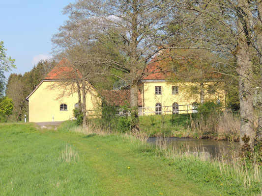 Furthmühle Ostansicht