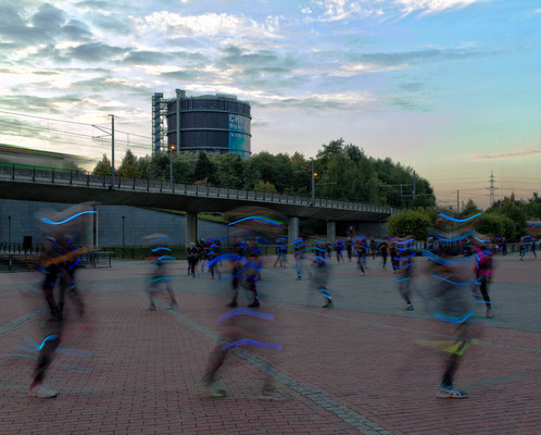 Speed of Light Ruhr, Centro Oberhausen