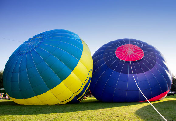 Moers, ENNI Ballonfestival