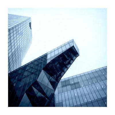 Torre Mare Nostrum, Hauptverwaltung der Gas Natural, Barcelona