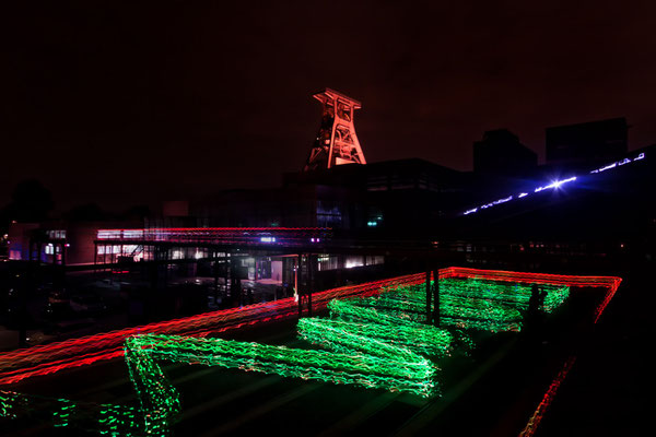 Speed of Light Ruhr, Zeche Zollverein, Essen