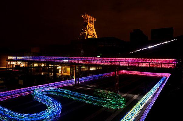 Speed of Light Ruhr, Zeche Zollverein, Essen