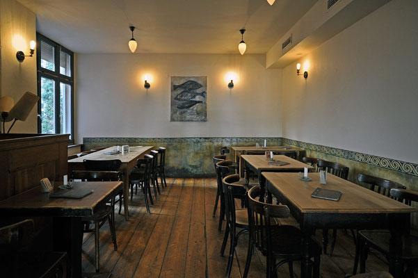 Cafe Seeblick Gastraum separat für ca. 30 Personen