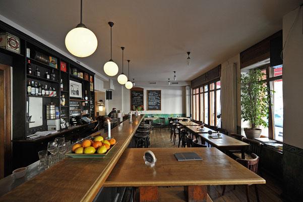 Cafe Seeblick Tresen