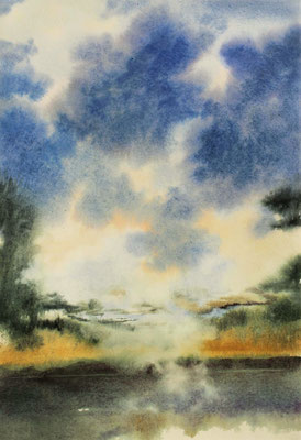 2020 More Than its light - watercolor pure on paper Arches hot pressed cm 57 x 76 (6)