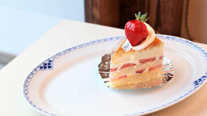 神戸のショートケーキ
