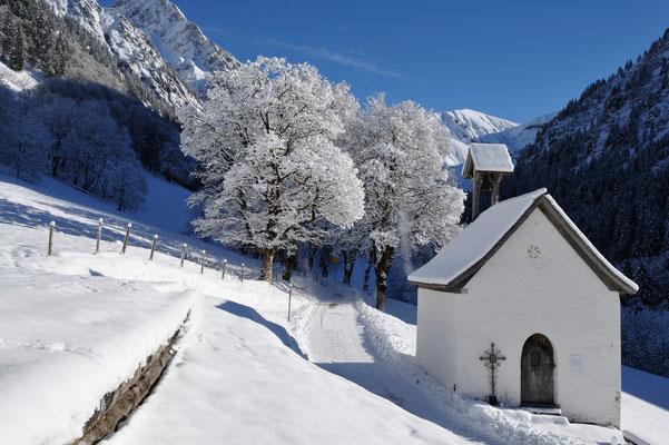 Kapelle, Gerstruben