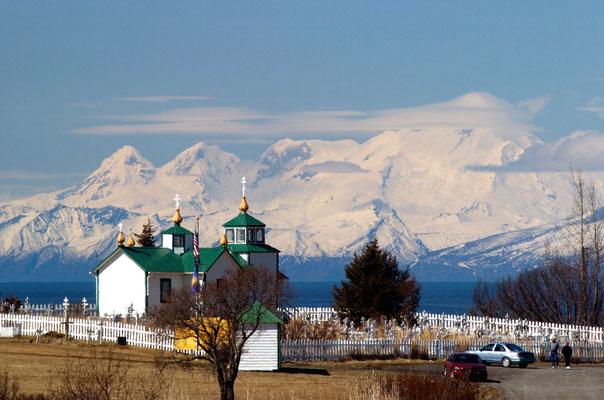 Russisch Orthodoxe Kirche, Ninilchik