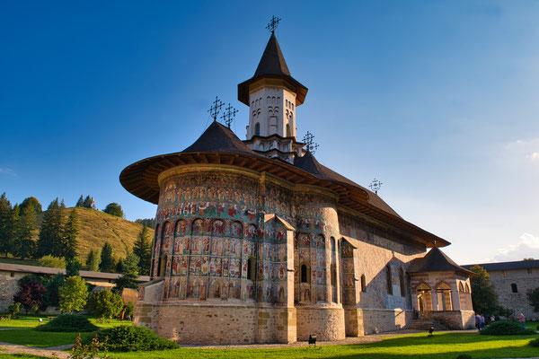 Kloster Sucevița