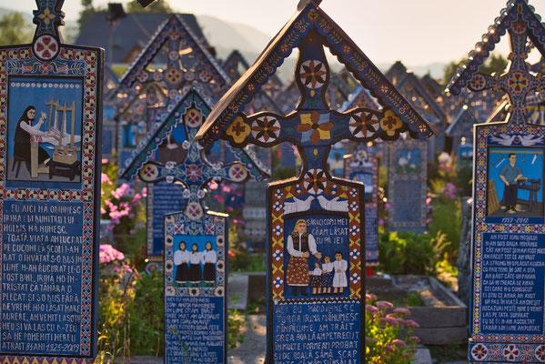 Fröhlicher Friedhof, Săpânța