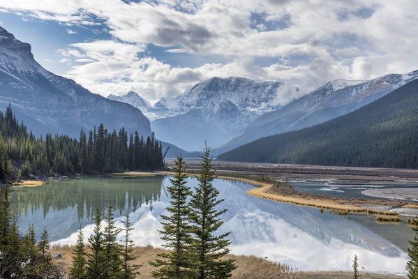 Banff National Park, Isefield Parkway