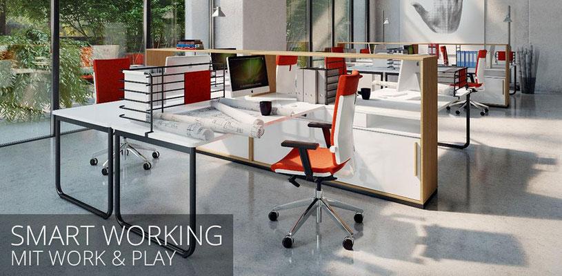 Online Shop - BASIX Büromöbel
