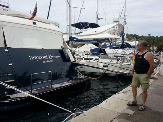 Luxusbootschauen