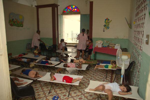Tagesbetreuung für die ganz kleinen