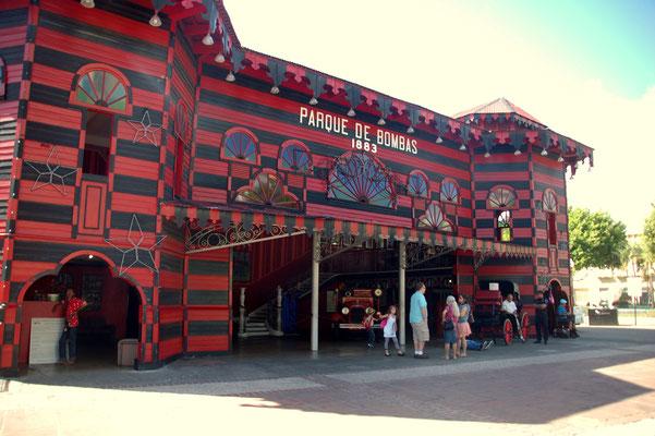 Feuerwehrmuseum in Ponce