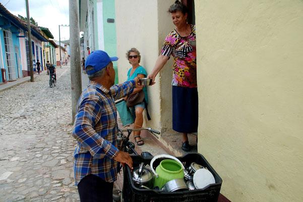 Essen auf Rädern - auch in Cuba